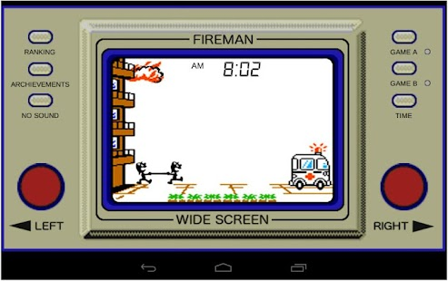 Fireman- screenshot thumbnail