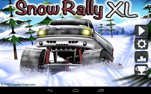 Snow Rally XL- screenshot thumbnail