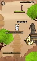 Screenshot of Bunny Jump Arcade !