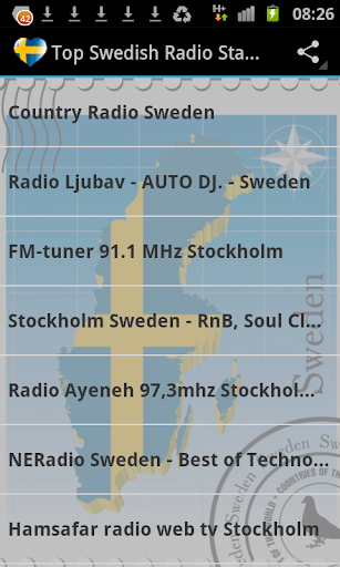Swedish Radio Music News