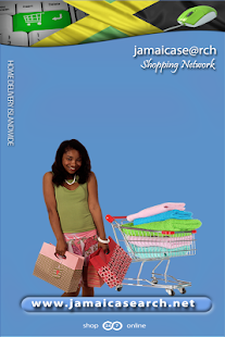 Jamaicasearch Shopping Network - screenshot thumbnail