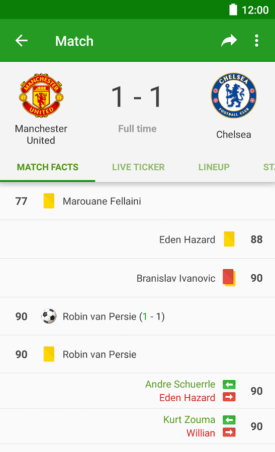 Soccer Scores Pro - FotMob - screenshot