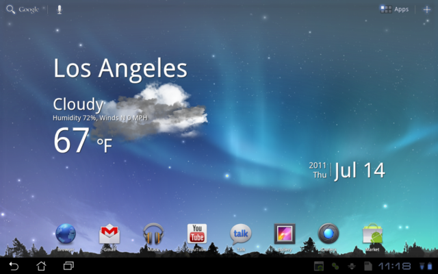 accuweather wallpaper for windows 7