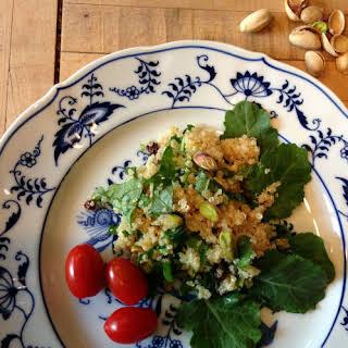 Kale & Quinoa Salad.