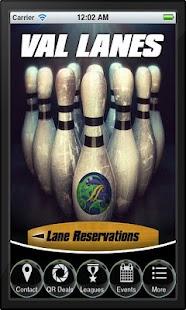Val Lanes Bowling- screenshot thumbnail