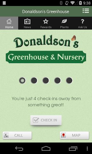 Donaldson's Greenhouse