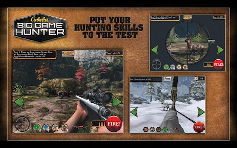 Cabela's Big Game Hunter v1.2.1