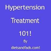Hypertension Treatment 101
