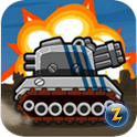Crazy Artillery(Mini War Game) icon
