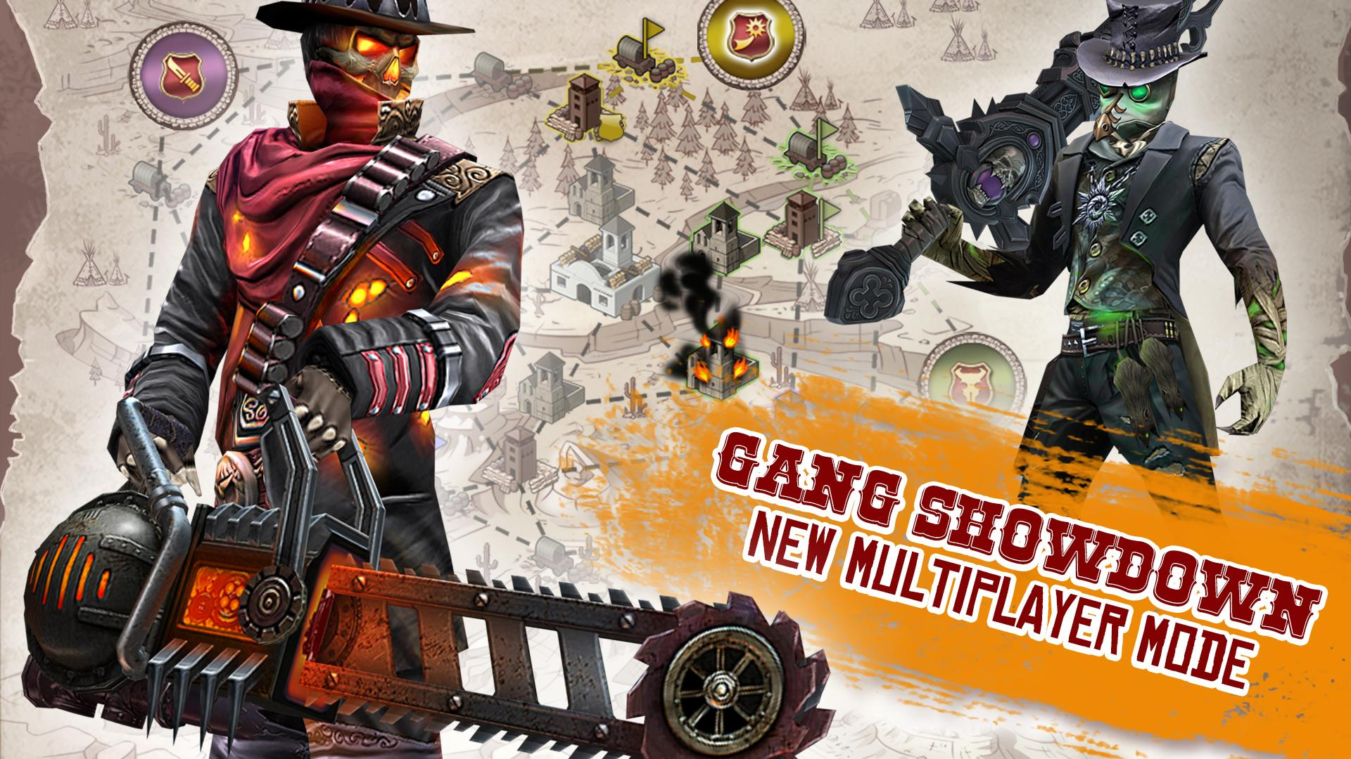 Six-Guns: Gang Showdown screenshot #9