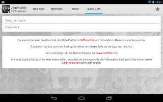 Screenshot of Jagdhunde