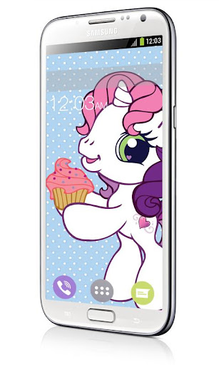 Wallpapers Unicorn MLP