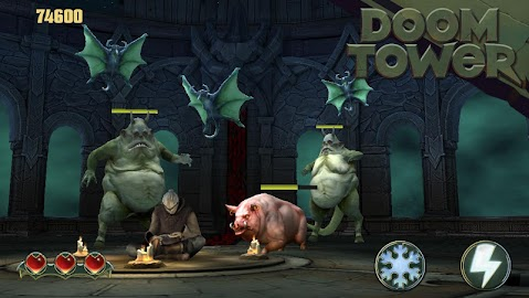 Doom Tower Screenshot 4