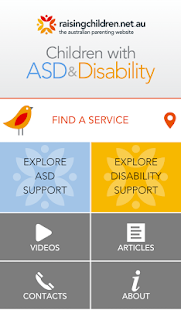 Autism & Disability- screenshot thumbnail