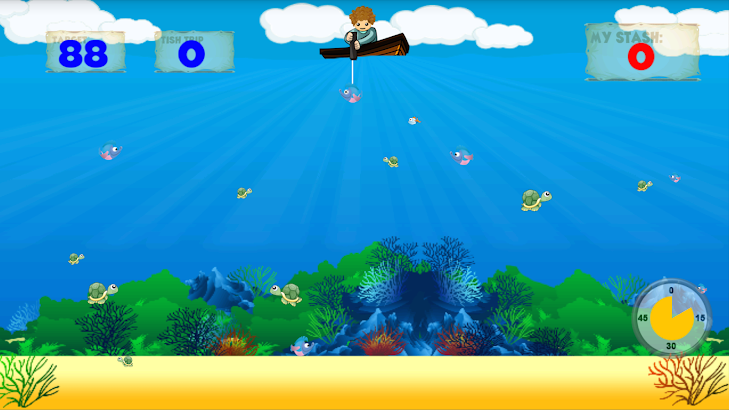 Fishing Game- screenshot thumbnail