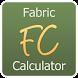 Cross-stitch Fabric Calculator