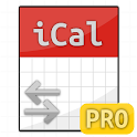 iCal Import/Export CalDAV Pro icon