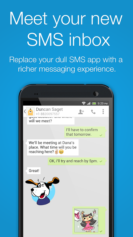 Talk.to - Fun Free Texting - screenshot