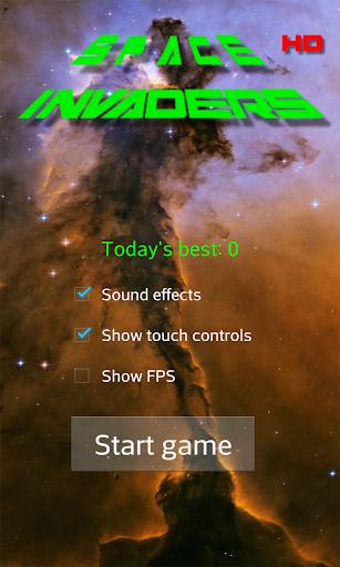 太空侵略者高清免费游戏