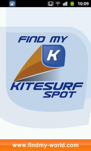 KITESURF SPOT FINDER - FREE