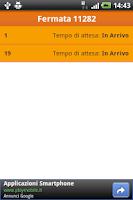 Screenshot of Autobus Milano