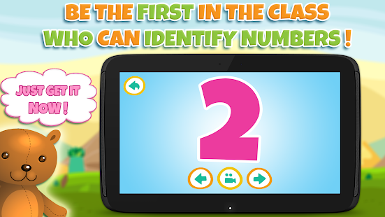 Learn numbers for toddlers- screenshot thumbnail