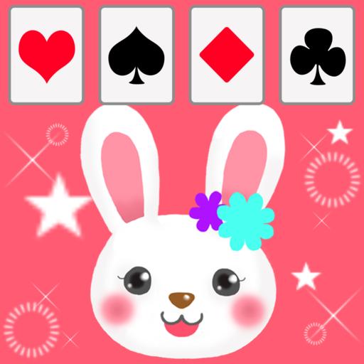 ガールズソリティア(無料トランプ) 紙牌 App LOGO-硬是要APP