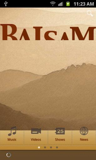 Balsam Range