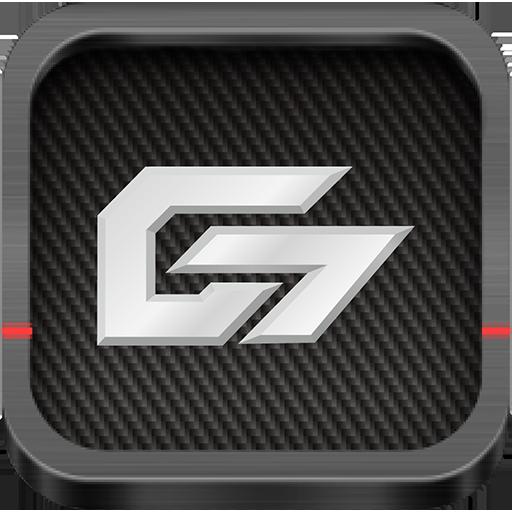 G7車庫柒號 AR 娛樂 LOGO-阿達玩APP