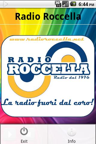 Radio Roccella - screenshot