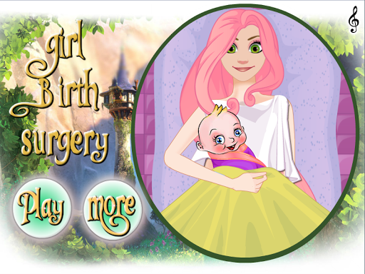Mommy Birth Surgery Baby Care