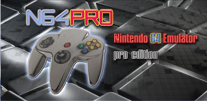 N64 Pro (Nintendo 64 Emulator)