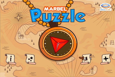 Marbel Puzzle for Kids