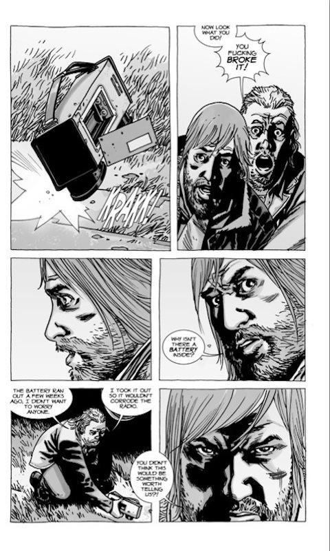 The Walking Dead, Vol. 11 - screenshot