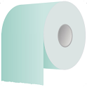 Toilet Paper Battery Widget