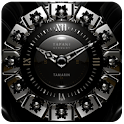 Tamarin Luxury Clock Widget icon