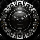 Tamarin Luxury Clock Widget icon