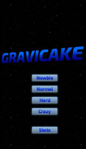 Gravicake : Space Probe