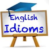 English Popular Idioms Cards