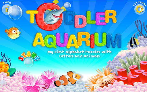 玩免費教育APP|下載Kids Alphabet Aquarium School app不用錢|硬是要APP