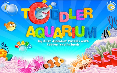 Kids Alphabet Aquarium School - screenshot thumbnail
