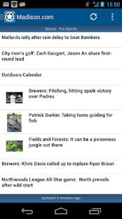 Madison.com- screenshot thumbnail