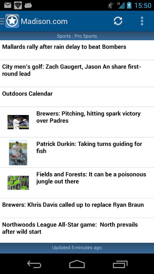 Madison.com- screenshot
