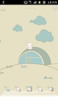 Rabbit Launcher White Rabbit - screenshot thumbnail