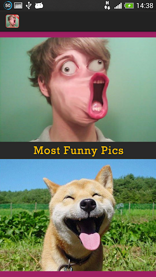 LOL Funny Pics screenshot for Android