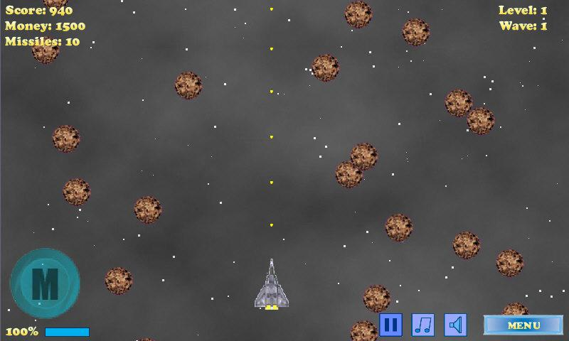 Space Eagle- screenshot