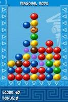 Screenshot of Rooky Balls