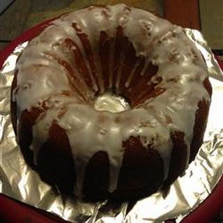 Apricot Nectar Cake I Recipe