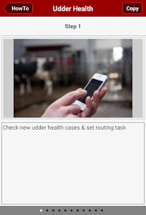 Lely T4C InHerd - HowTo - screenshot thumbnail