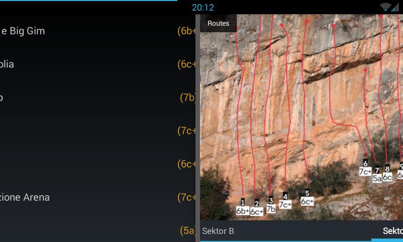 Vertical-Life Climbing- screenshot